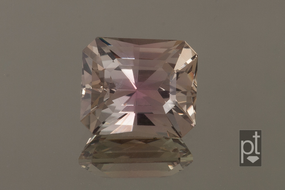 MT Yellow/Pink Sapphire